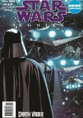 Okładka książki Star Wars Komiks 4/2016 - Darth Vader, Cienie i tajemnice Salvador Larroca,Kieron Gillen,Edgar Delgado
