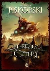 Okładka książki Czterdzieści i cztery Krzysztof Piskorski