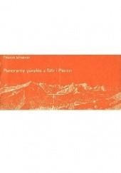 Okładka książki Panoramy górskie z Tatr i Pienin
