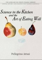 Okładka książki Science in the Kitchen and the Art of Eating Well Pellegrino Artusi