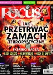 Okładka książki Focus nr 7/2016 (250) Redakcja magazynu Focus