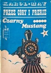 Okładka książki Czarny Mustang 2
