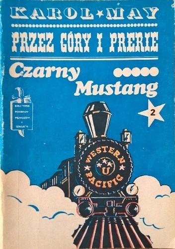 Okładka książki Czarny Mustang 2 Karol May