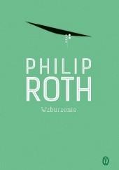 Okładka książki Wzburzenie Philip Roth