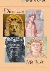 Okładka książki Dionizos. Mit i kult