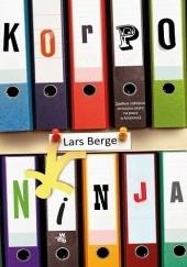 Okładka książki Korponinja Lars Berge