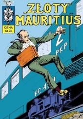 """Okładka książki """"Złoty"""" Mauritius"""
