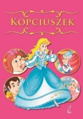 Okładka książki Kopciuszek Liliana Fabisińska