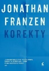 Okładka książki Korekty Jonathan Franzen