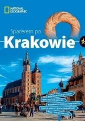 Okładka książki Spacerem po Krakowie Dariusz Jędrzejewski