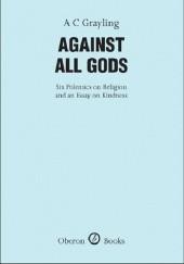 Okładka książki Against All Gods