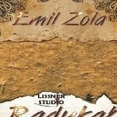 Okładka książki Radykał Emil Zola
