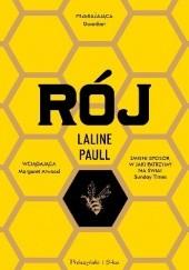Okładka książki Rój Laline Paull