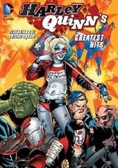 Okładka książki Harley Quinns Greatest Hits Jim Lee,Amanda Conner,Adam Glass