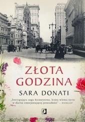 Okładka książki Złota godzina Sara Donati