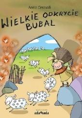 Okładka książki Wielkie odkrycie Bubal Anna Cerasoli