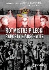 Okładka książki Rotmistrz Pilecki - raporty z Auschwitz Witold Pilecki