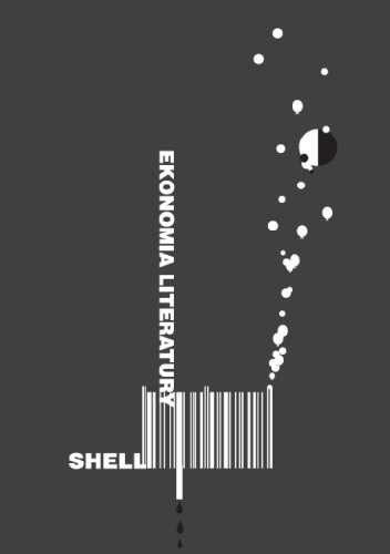 Okładka książki Ekonomia literatury Marc Shell