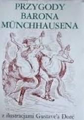 Okładka książki Przygody barona Münchhausena Théophile Gautier