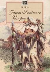 Okładka książki Preria James Fenimore Cooper
