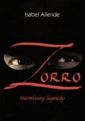Okładka książki Zorro. Narodziny legendy Isabel Allende