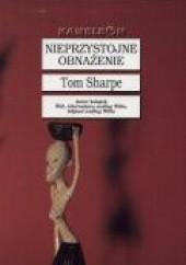 Okładka książki Nieprzystojne obnażenie Tom Sharpe