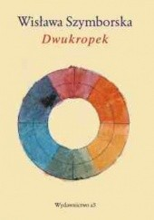 Okładka książki Dwukropek Wisława Szymborska