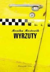 Okładka książki Wyrzuty Monika Mostowik