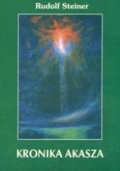 Okładka książki Kronika Akasza Rudolf Steiner