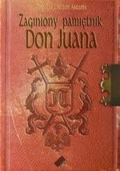 Okładka książki Zaginiony pamiętnik Don Juana Douglas Carlton Abrams