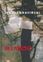 Okładka książki Niemoc Janusz Krasiński