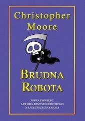 Okładka książki Brudna robota Christopher Moore