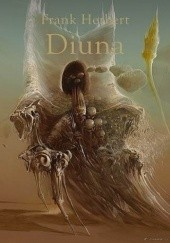 Okładka książki Diuna Frank Herbert