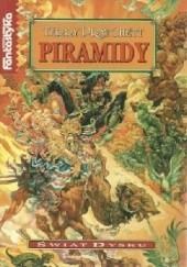 Okładka książki Piramidy Terry Pratchett