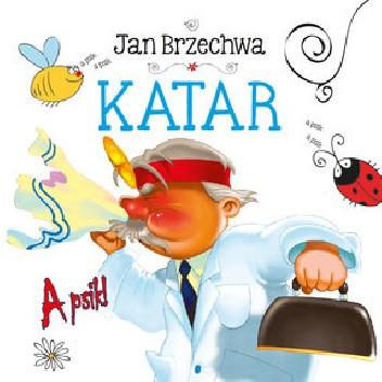 Okładka książki Katar Jan Brzechwa