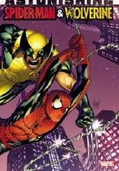 Okładka książki Astonishing Spider-Man and Wolverine Adam Kubert,Jason Aaron