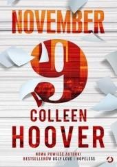 Okładka książki November 9 Colleen Hoover