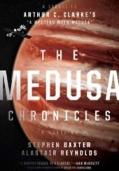 Okładka książki The Medusa Chronicles Stephen Baxter,Alastair Reynolds
