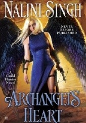 Okładka książki Archangel's Hearts Nalini Singh