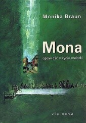 Okładka książki Mona Monika Braun