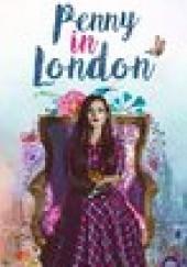 Okładka książki Penny in London Fisher Amelie