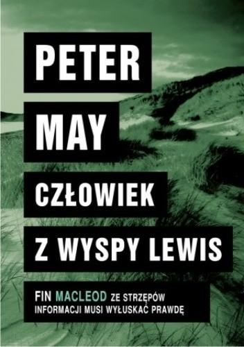 Okładka książki Człowiek z wyspy Lewis Peter May