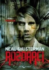 Okładka książki Rozdarci Neal Shusterman