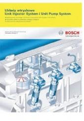 Okładka książki Układy wtryskowe Unit Injector System/Unit Pump System (UIS/UPS) praca zbiorowa