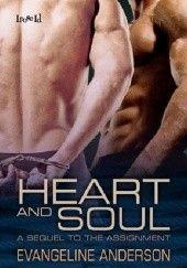 Okładka książki Heart and Soul Evangeline Anderson