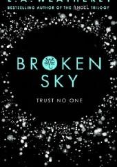 Okładka książki Broken sky Lee Weatherly