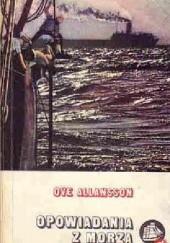Okładka książki Opowiadania z morza
