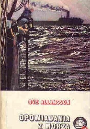 Okładka książki Opowiadania z morza Ove Allansson