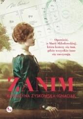 Okładka książki Zanim Katarzyna Zyskowska