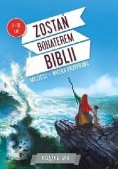 Okładka książki Mojżesz – wielka przeprawa